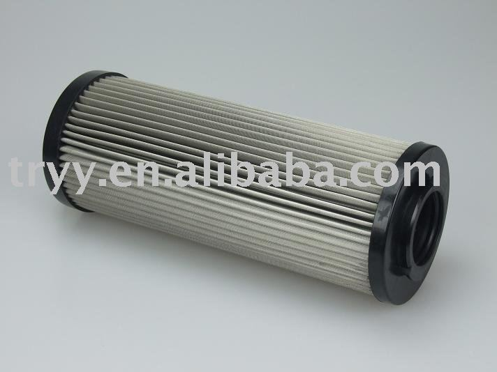 Replacement of glassfiber hydac washable particula